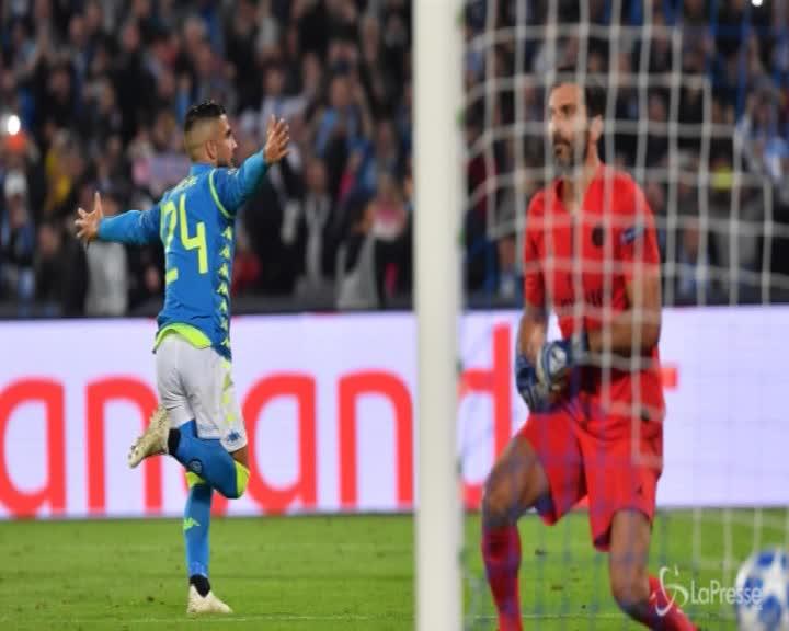 Champions, pari per Inter e Napoli