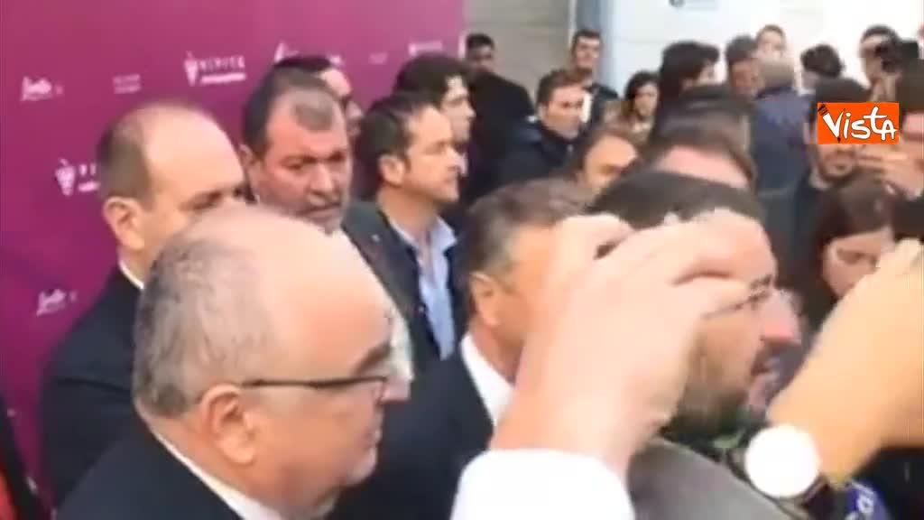 """Rifiuti, Salvini: """"Esistono termovalorizzatori sicuri, si usino"""""""