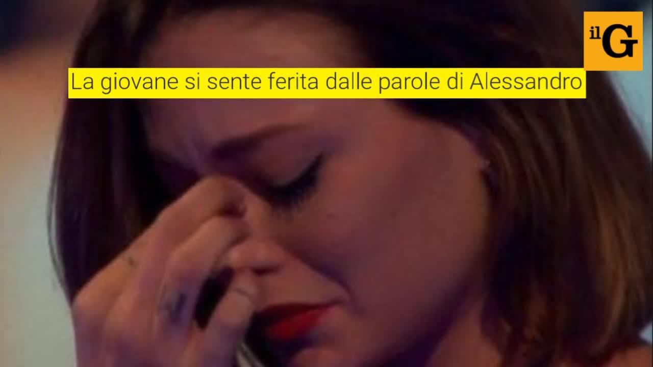 GF Vip, lo sfogo di Silvia Provvedi contro Alessandro Cecchi Paone