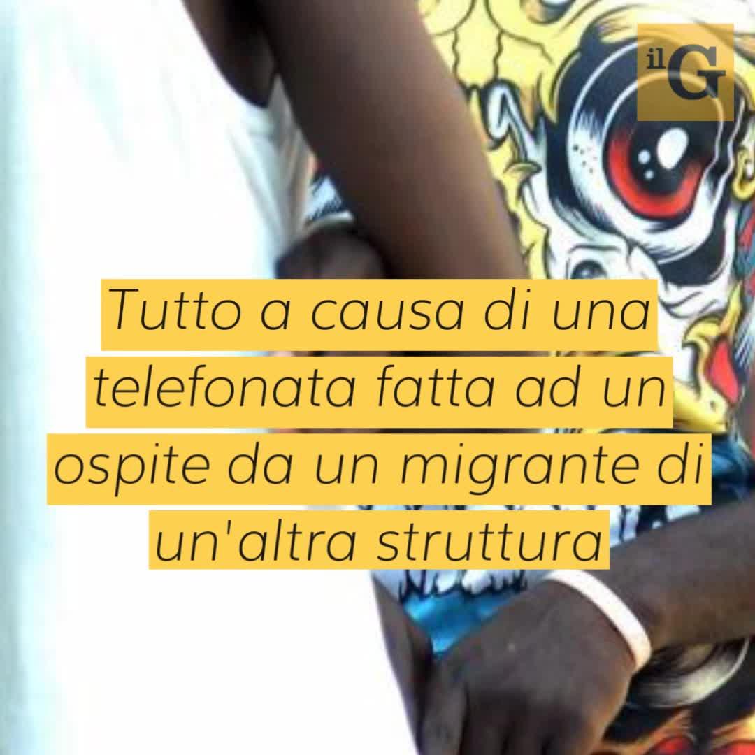 Udine, migranti protestano per cibo avariato, ma non è vero