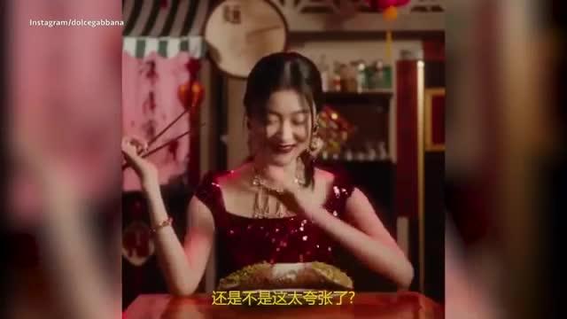 Dolce & Gabbana, lo spot che ha scatenato la polemica in Cina