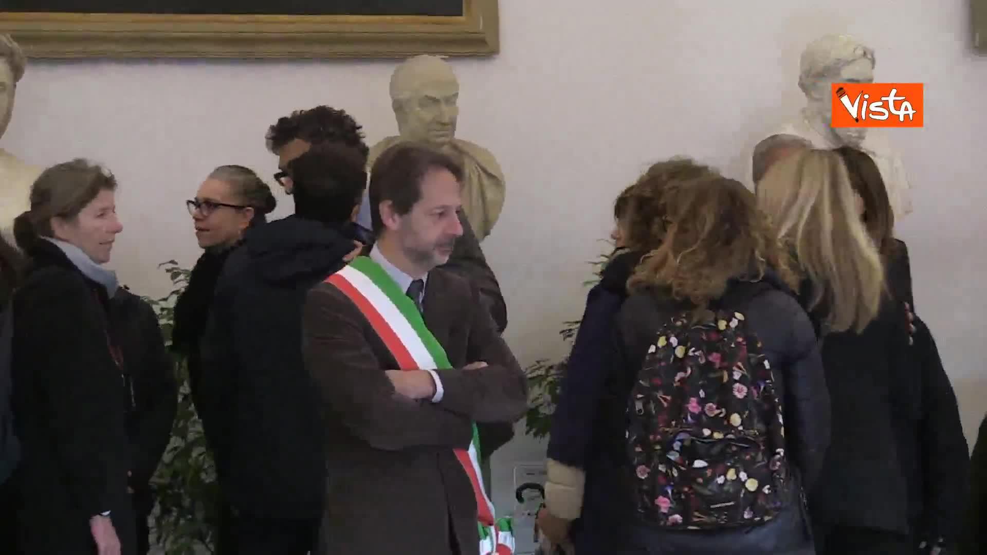 Morte Bertolucci, la camera ardente in Campidoglio