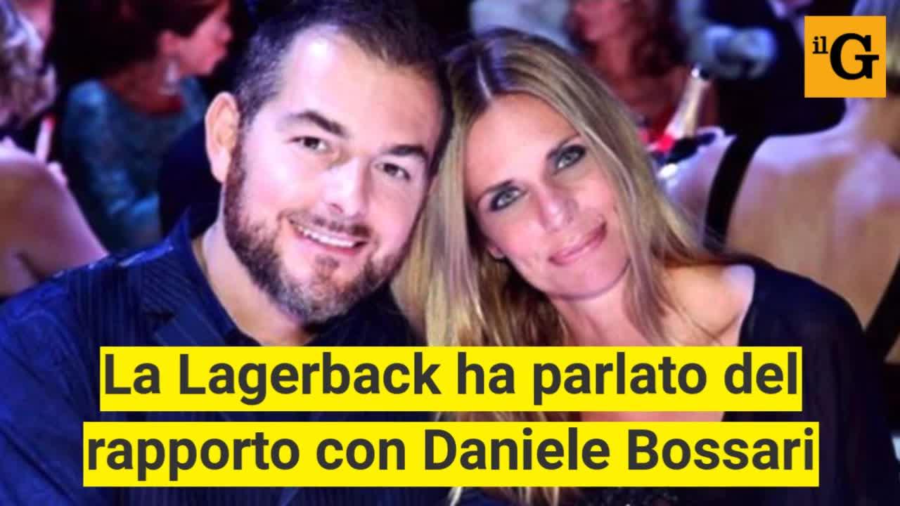 """Filippa Lagerback: """"Con Daniele siamo stati all'inferno insieme"""""""