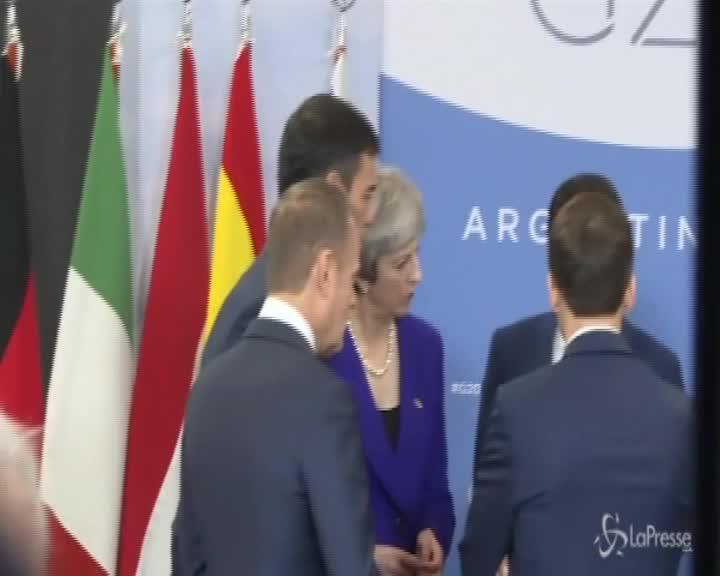 Italia-Ue, vertice sulla manovra al G20
