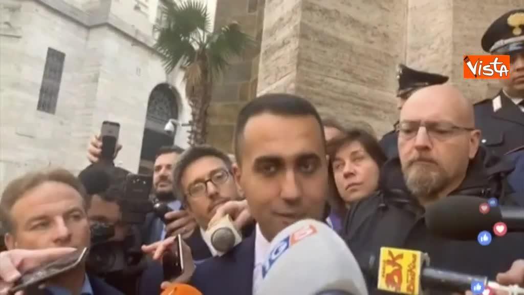 """Rapporto Censis, Di Maio: """"Italiani arrabbiati? Nel 2019 non sarà così grazie alle riforme"""""""
