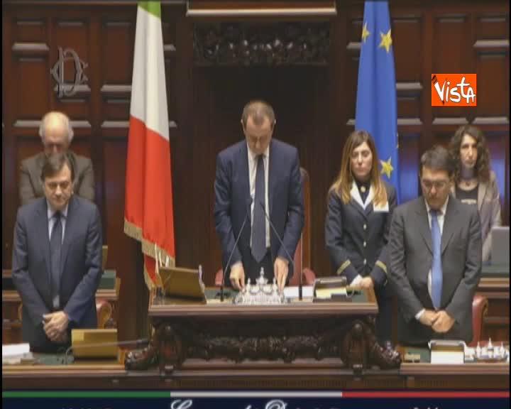 Tragedia ad Ancona, la Camera osserva un minuto di silenzio