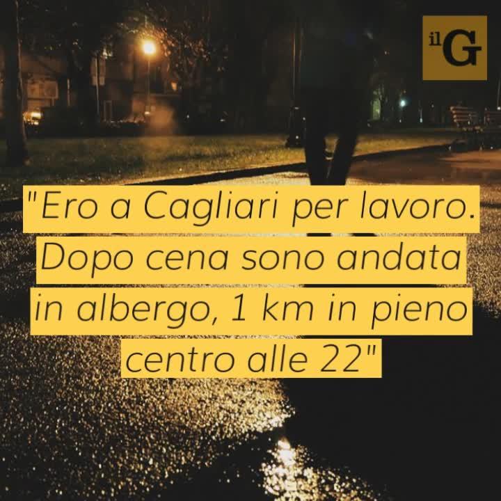 Cagliari, Francesca Chaouqui molestata in centro da banda di stranieri
