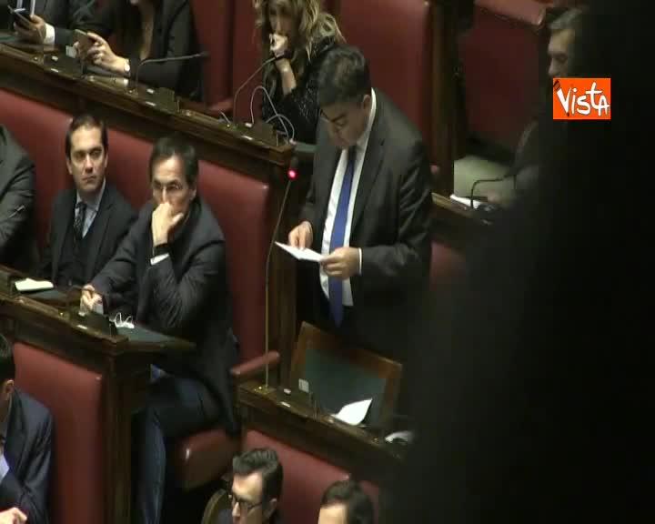 """Manovra, Fiano attacca il governo: """"Legge scritta da Bruxelles, avete tutelato le vostre poltrone"""""""