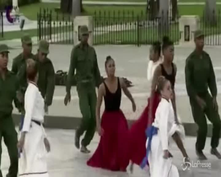 Cuba celebra i 60 anni della Rivoluzione