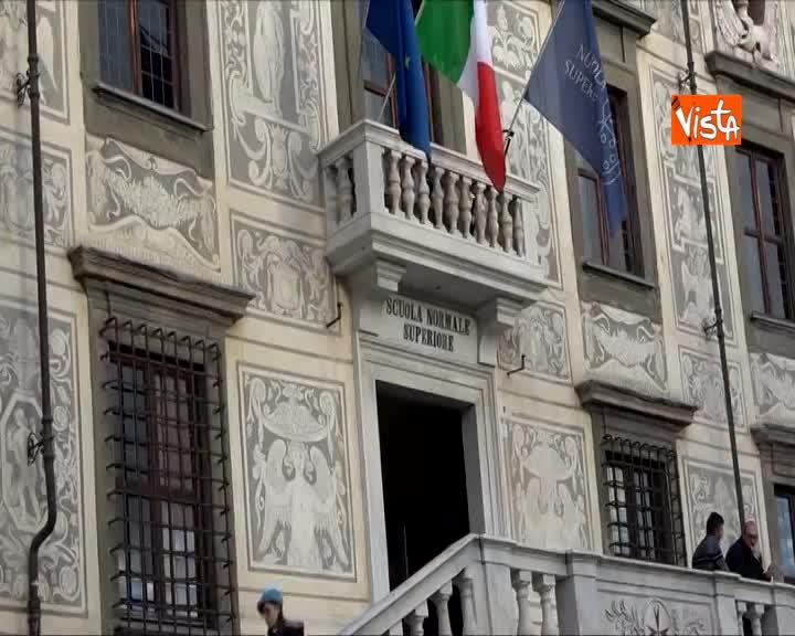 Barone si dimette da direttore della Scuola Normale di Pisa, il servizio