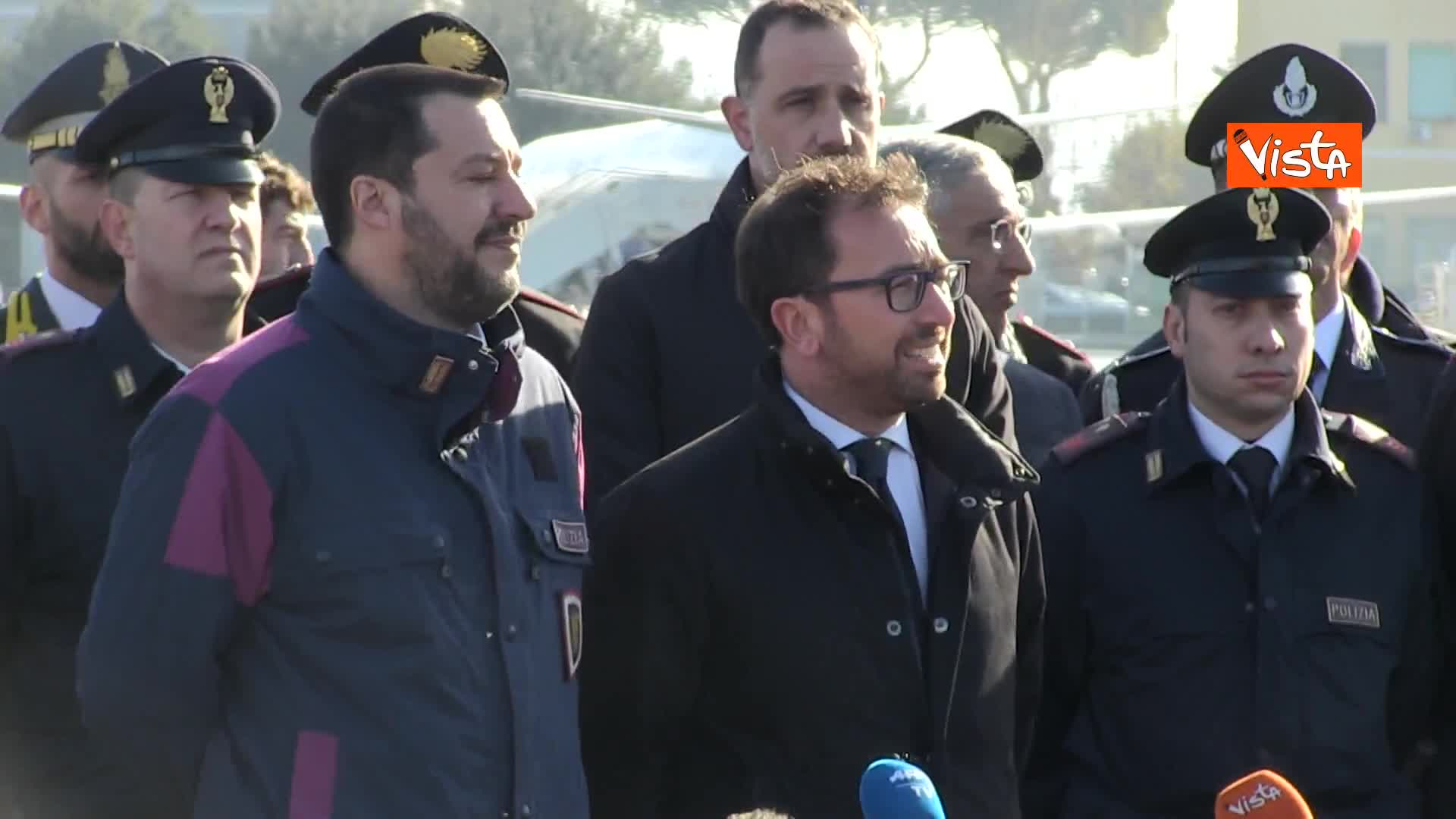 """Battisti, Bonafede: """"Se istituzioni italiane sono compatte, non le ferma nessuno"""""""