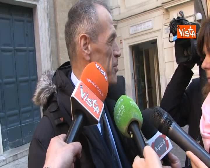"""Tav, Cottarelli: """"Migliori dati migliore analisi, decisione dipende da Governo italiano e francese"""""""