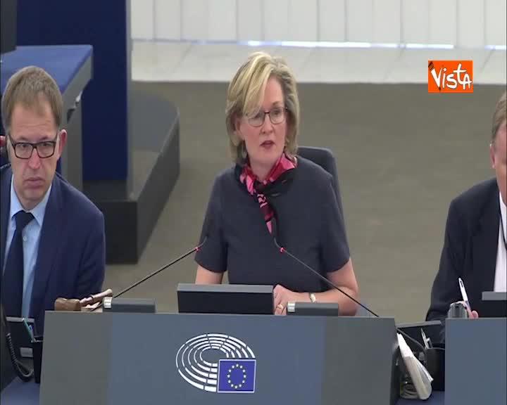 Europarlamento vota stop fondi a paesi Ue che non rispettano stato di diritto