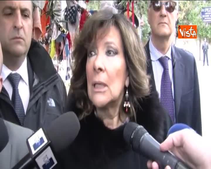 """Casellati: """"Cittadinanza attiva ci rende liberi dalle mafie"""""""