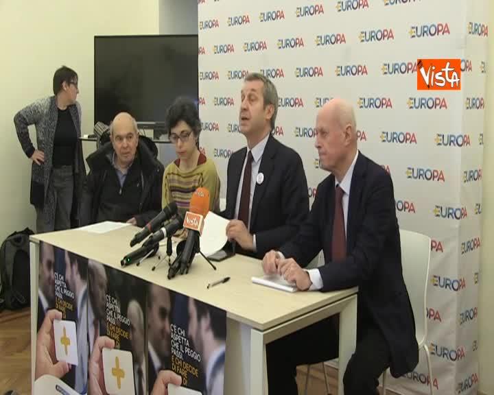 """+Europa, Della Vedova: """"Positivo aumento numero iscritti"""""""