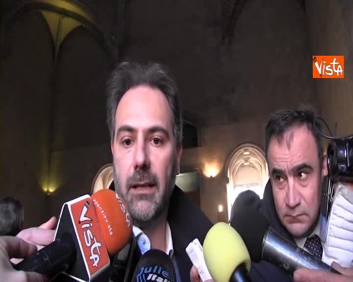 """Giustizia, Maresca: """"Ripartenza Italia passa da sistema giudiziario efficace"""""""