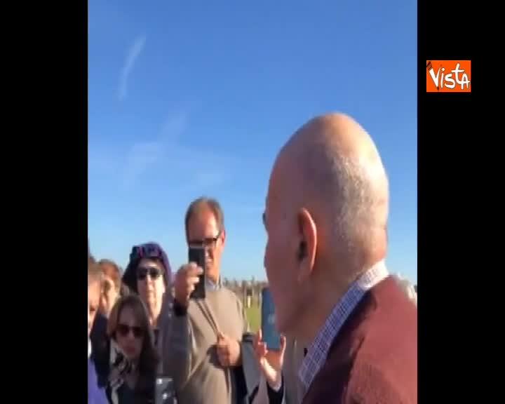 Modiano, sopravvissuto di Birkenau, ricorda arrivo in Germania