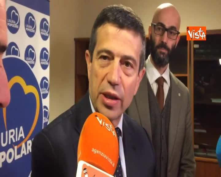 """Ponte Morandi, Lupi: """"Il Ministero aveva direzione per controlli"""