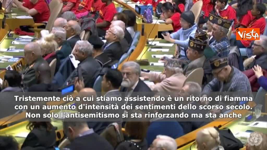 """Giornata memoria, Guterres (Onu): """"L'antisemitismo non sta scomparendo"""""""