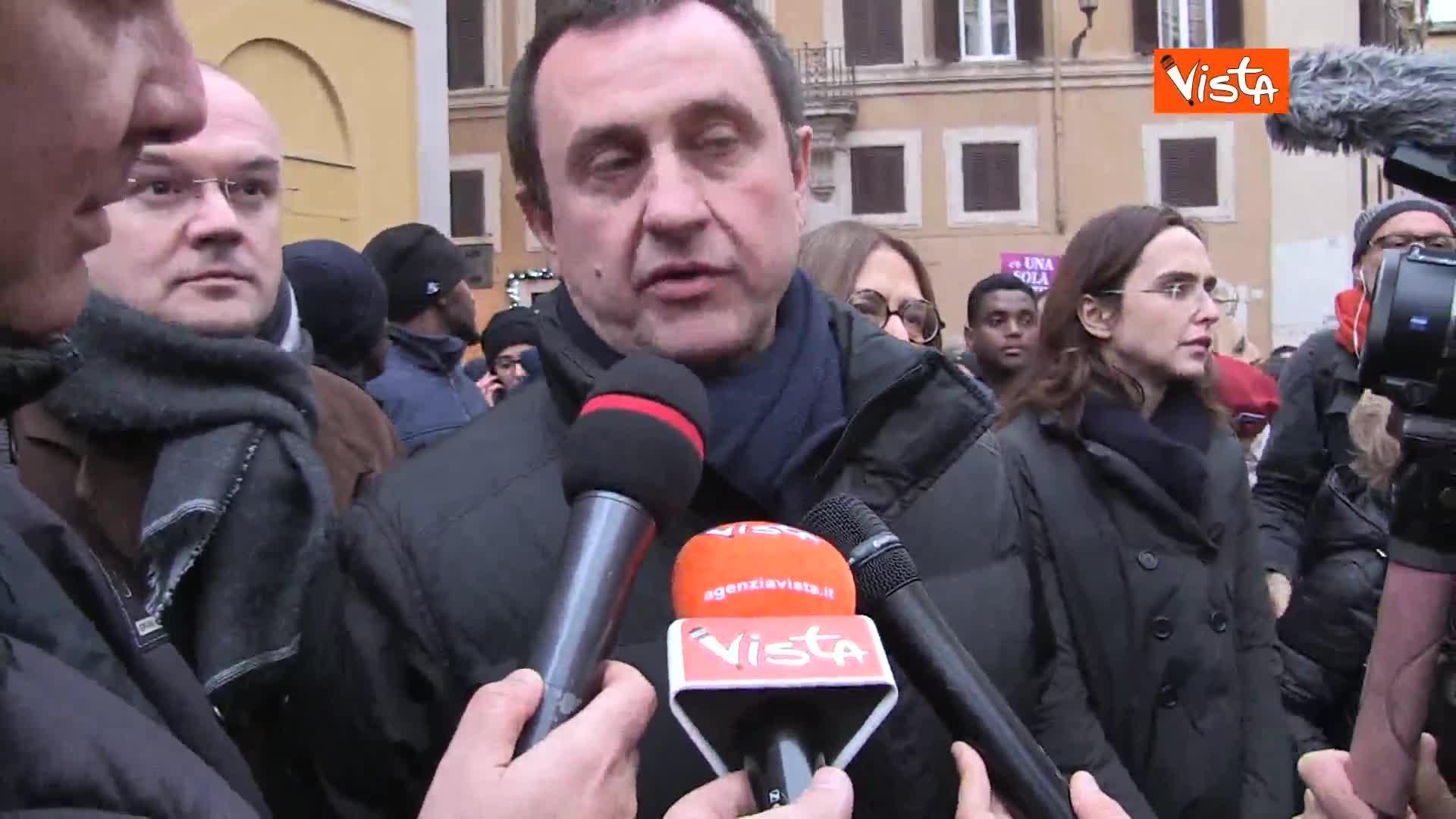 """Sea Watch, Rosato: """"Si tengono in ostaggio delle persone per fini elettorali"""""""