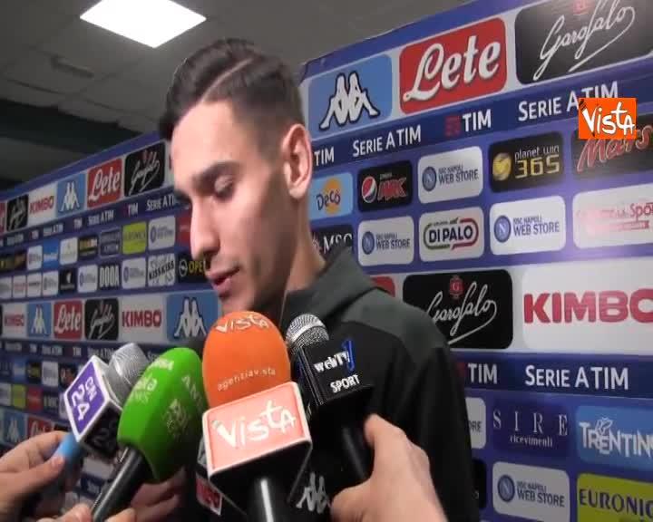 """Napoli-Sampdoria, Meret: """"A Firenze partita insidiosa, in campo determinati come oggi"""""""