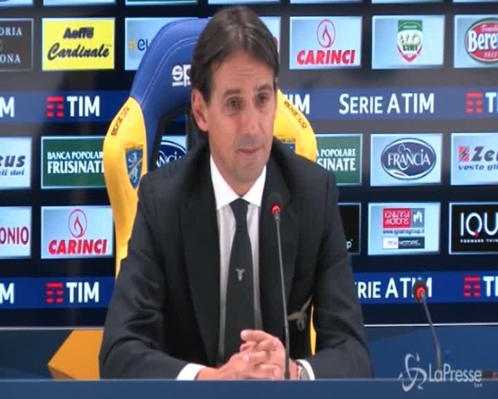 """Lazio, S.Inzaghi: """"Era importantissimo vincere"""""""