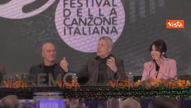"""Baglioni rivela il motivo del ritardo con Patty Pravo: """"Il pianista doveva fare pipì"""""""