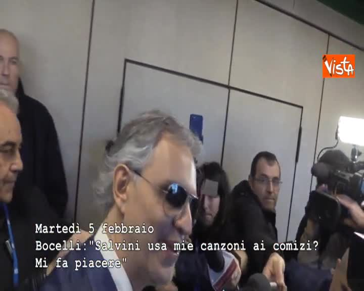 Vista la Settimana in 180 secondi - Speciale Sanremo