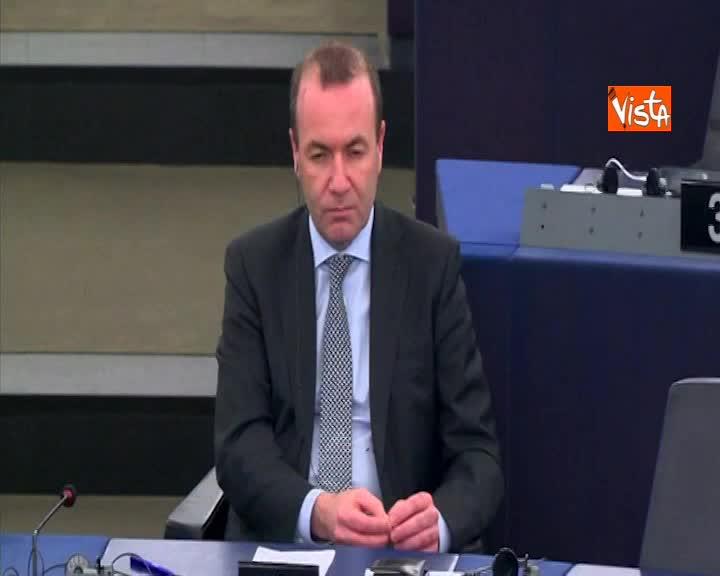 """Conte: """"Il progetto europeo sembra aver perso la sua forza propulsiva"""""""