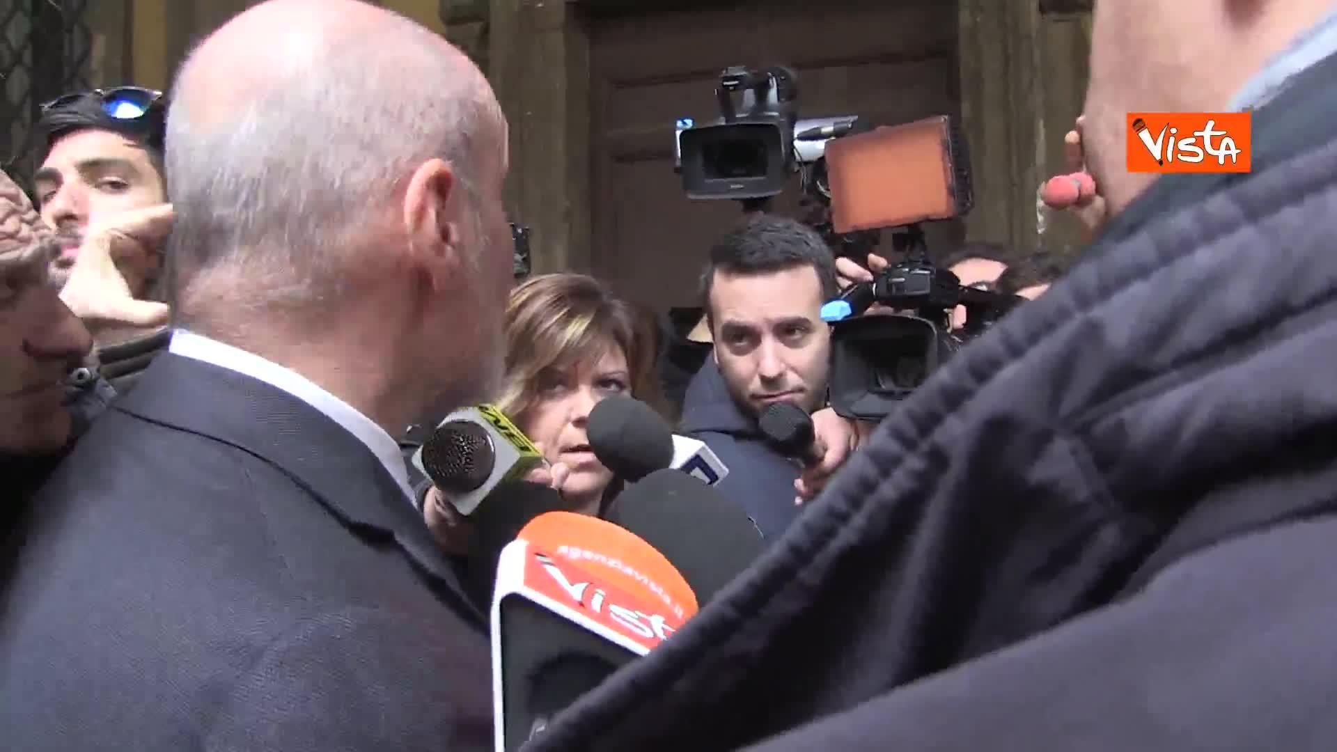 """Diciotti, De Falco: """"Consultazione M5s errore politico per coprirsi le spalle"""""""