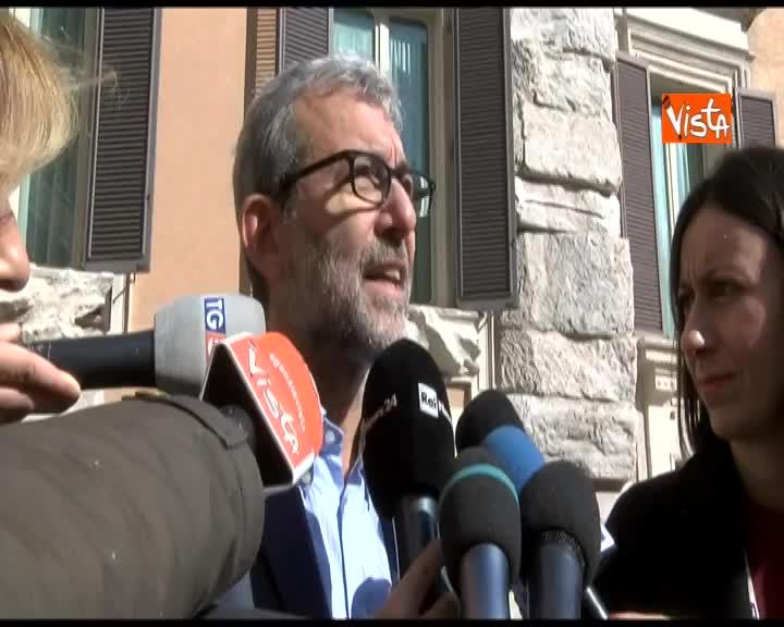 """Giachetti (Pd): """"M5s ha salvato Salvini e lui concede no alla Tav. Noi presentiamo mozione per sì"""""""