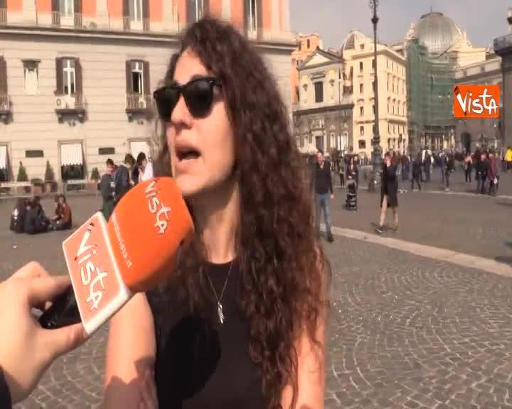 Maturità 2019, la protesta degli studenti campani contro la riforma dell'esame di Stato