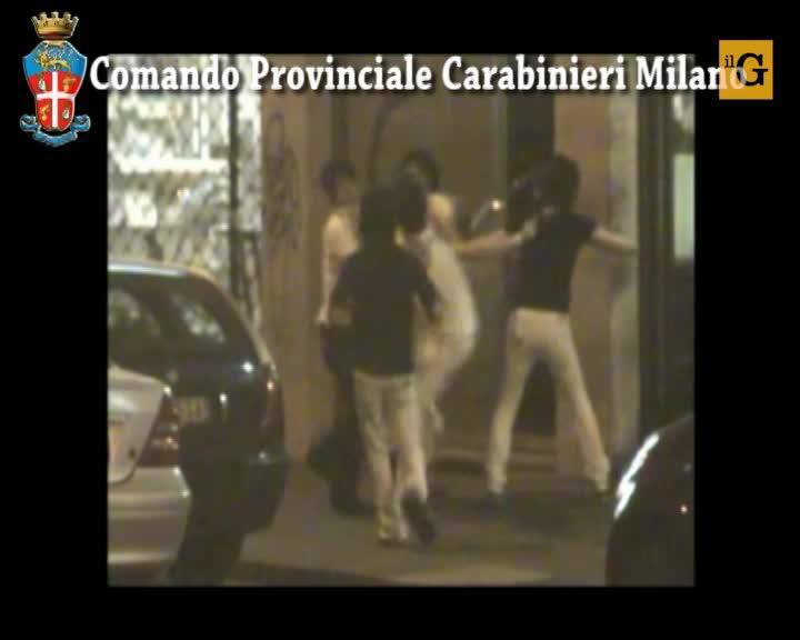 Milano, la droga a Chinatown
