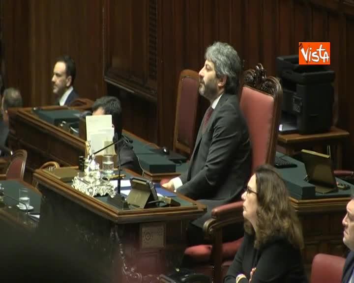 Bandiera sarda spunta in aula Camera a incontro con sindaci 'Lo Stato dei beni Comuni'