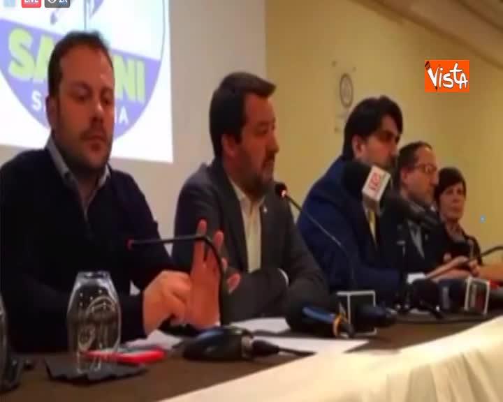"""Latte, Salvini: """"Se industriali pensano che userò maniere forti sui pastori sbagliano"""""""