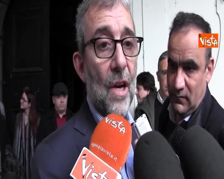 """Pd, Giachetti: """"Indisponibile a far rientrare nel partito chi lo ha massacrato"""""""