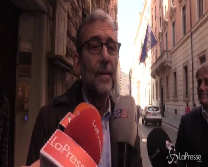 """Primarie Pd, Giachetti: """"Domenica si vota per il futuro del Paese"""""""