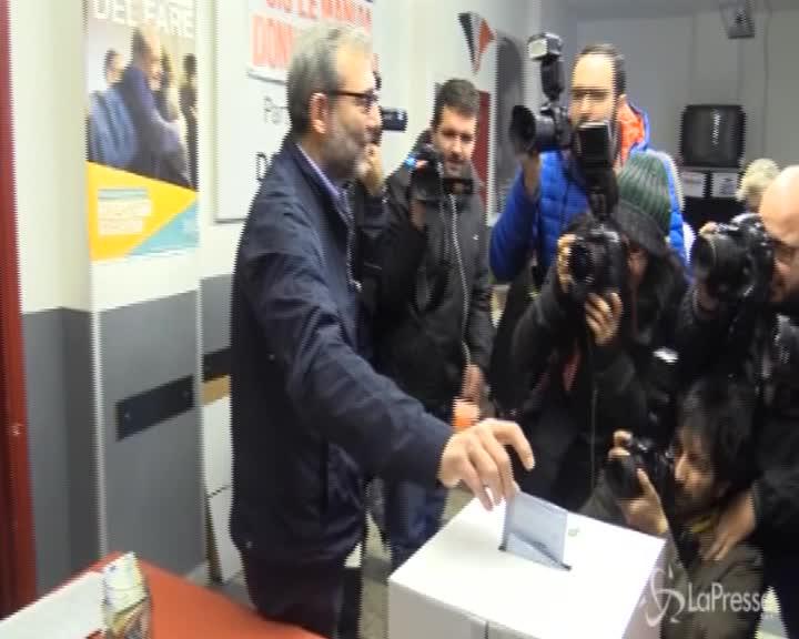 """Primarie Pd, Giachetti: """"Questo è anche un voto per il futuro del Paese"""""""