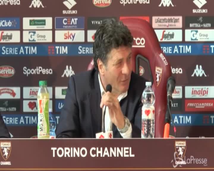"Torino, Mazzarri: ""Vittoria sofferta, ma importantissima"""