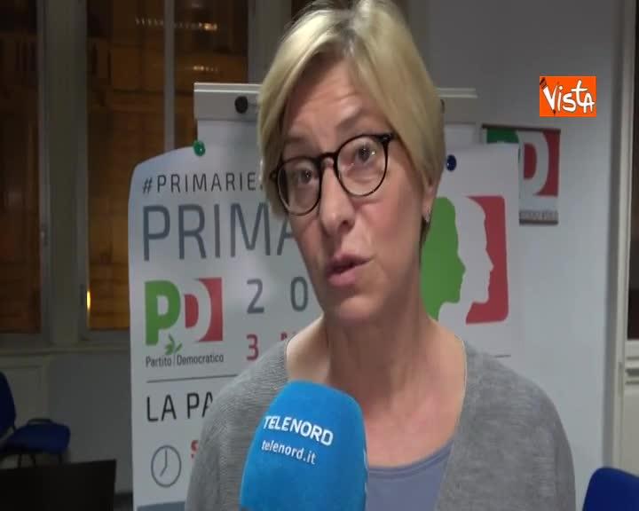 """Primarie PD, Pinotti: """"Dagli elettori una risposta importante"""""""