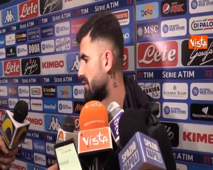 """Napoli-Juventus, Hysaj: """"Condizionati da espulsione Meret, arbitro doveva vedere il var"""""""