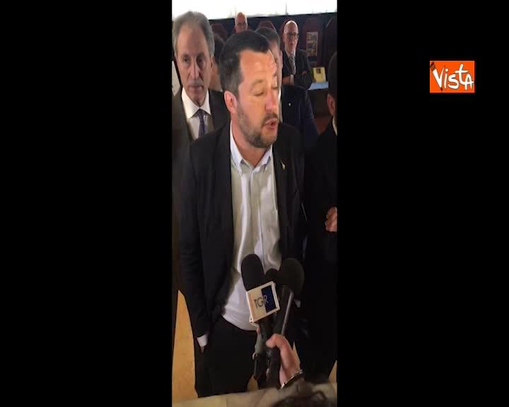 """Autonomia, Salvini: """"Conviene a tutti, centralismo ha danneggiato soprattutto Sud"""""""