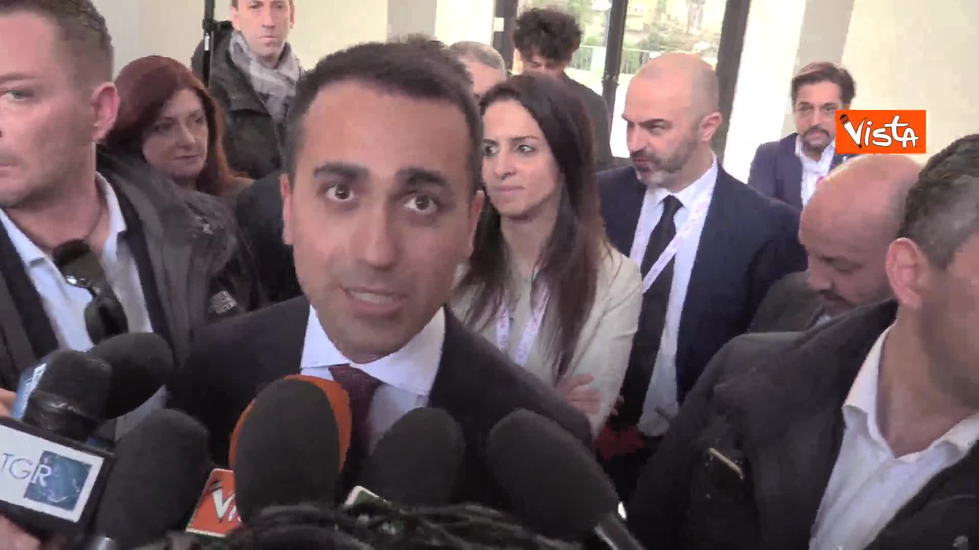 """Tav,DiMaio: No in Cdm? Il contrattodiGoverno parla chiaro"""""""