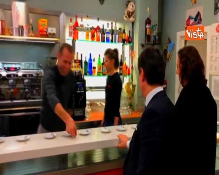 Il caffè di Conte, la torta di Salvini, pasta e patate di Fico. Ecco il menù Camera con Vista su La7