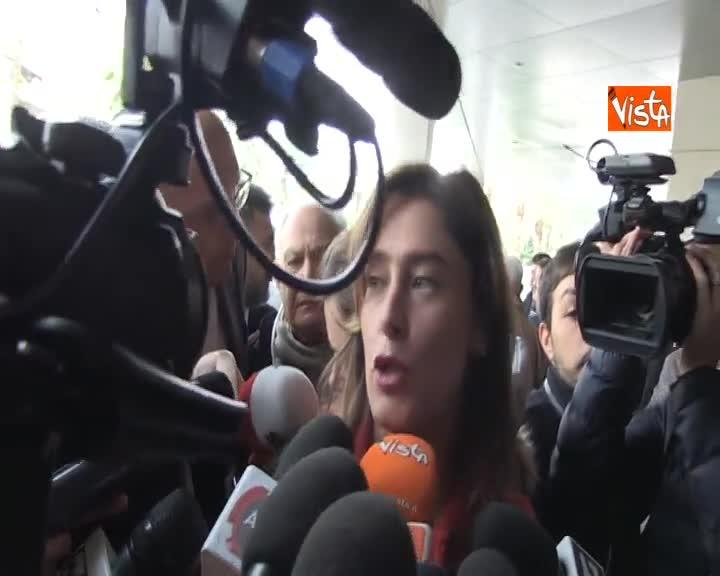 """Boschi: """"Non faccio parte di nessuna corrente, io ho votato Giachetti"""""""