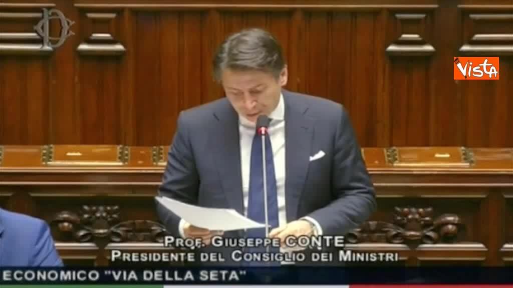 """Ue, Conte: """"Manca visione di lungo periodo, Italia farà la sua parte"""""""