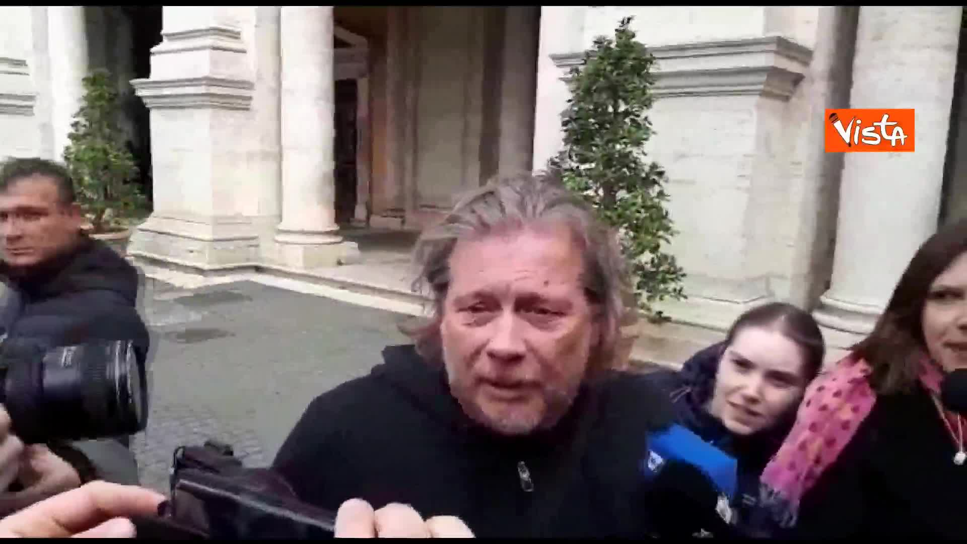 """Arresto De Vito, Lemmetti (assesore Bilancio): """"Sono stupito ma la giunta va avanti"""""""