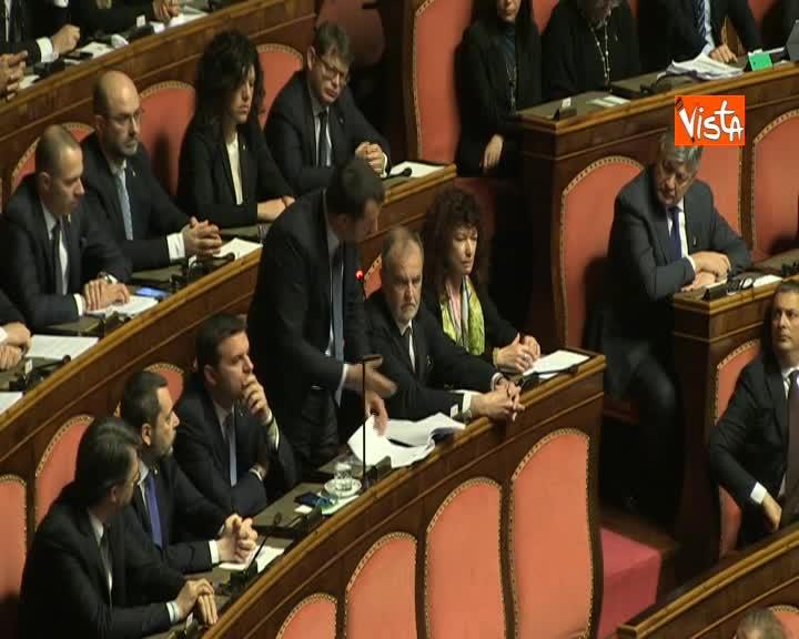 """Salvini: """"I ministri passano, le forze dell'ordine e la magistratura restano e fanno il loro lavoro"""""""