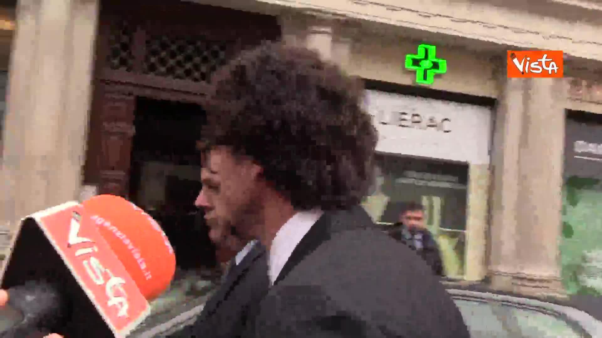"""Arresto De Vito, Toninelli: """"Espulsione giusta, viene prima la responsabilità morale"""""""