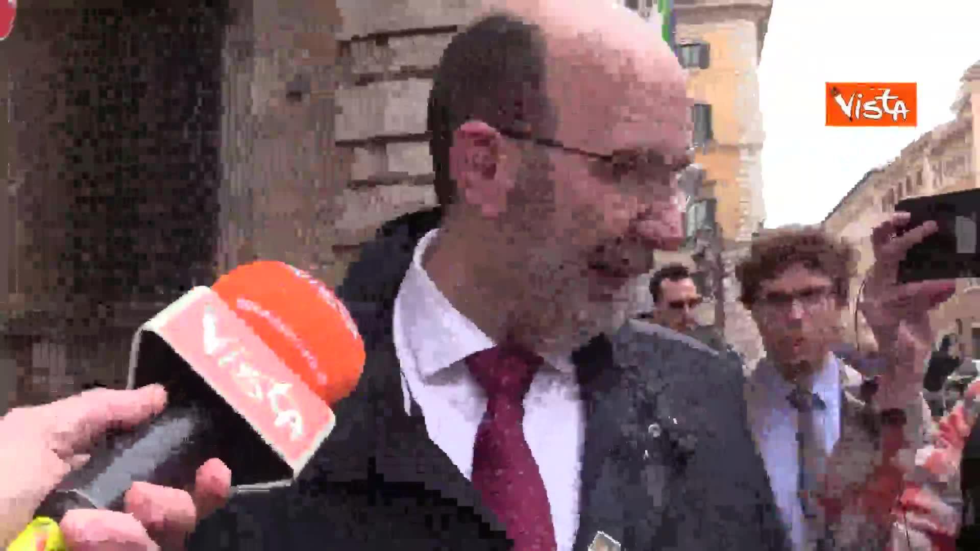 """Arresto De Vito, Crimi (M5S): """"Abbiamo anticorpi per allontanare queste persone"""""""